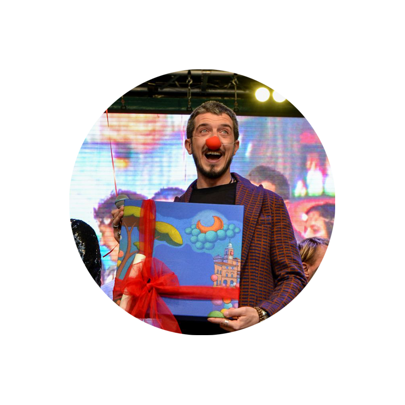 Foto Clown nel Cuore - Paolo Ruffini