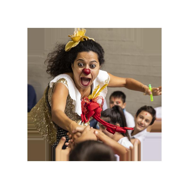Foto Clown nel Cuore - SABINE CHOUCAIR